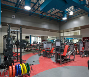 IAIA Multipurpose Fitness Center