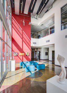 IAIA Welcome Center
