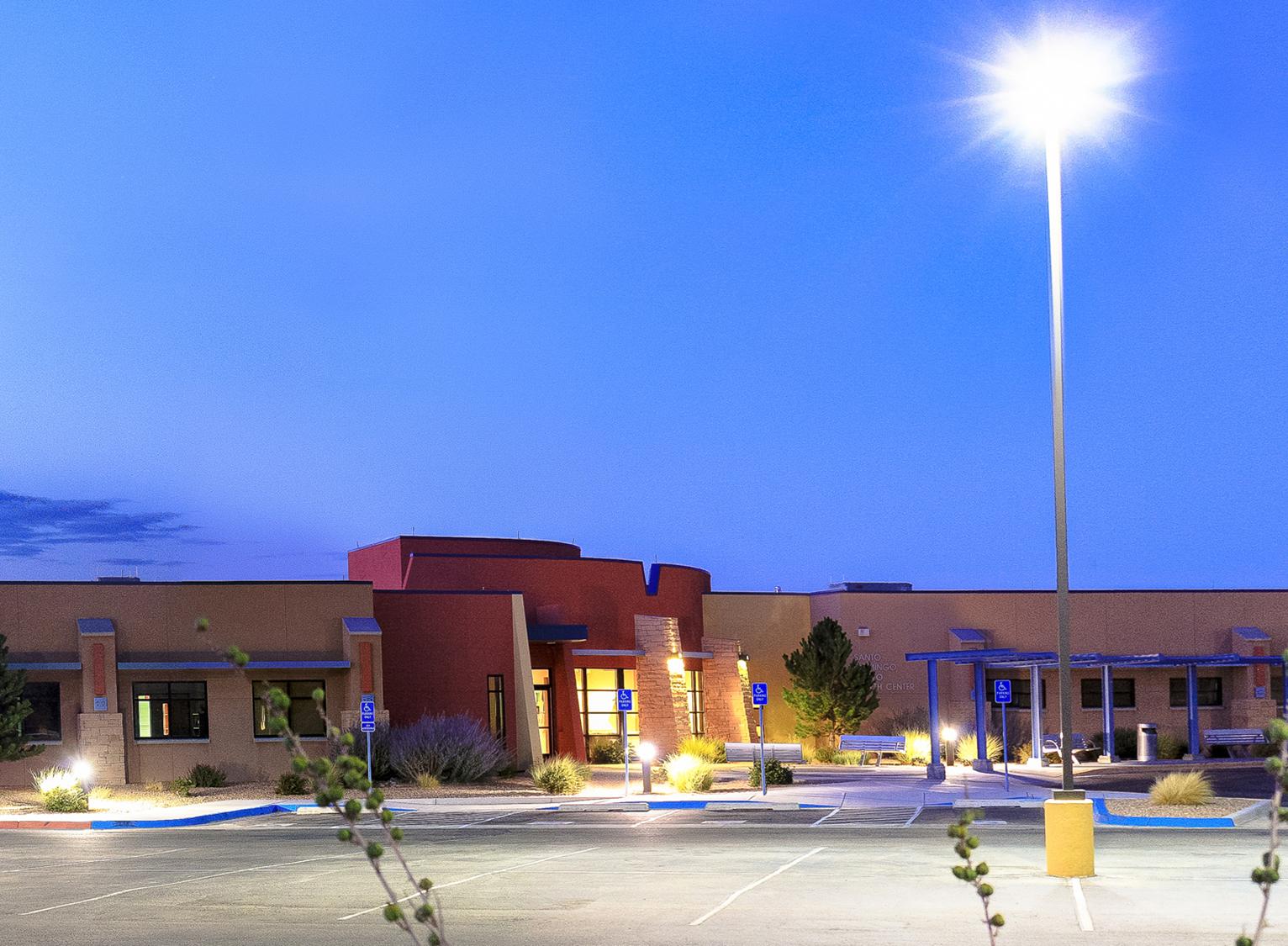 Santo Domingo Health Center