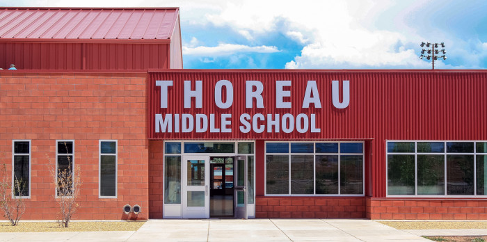 Thoreau Middle School