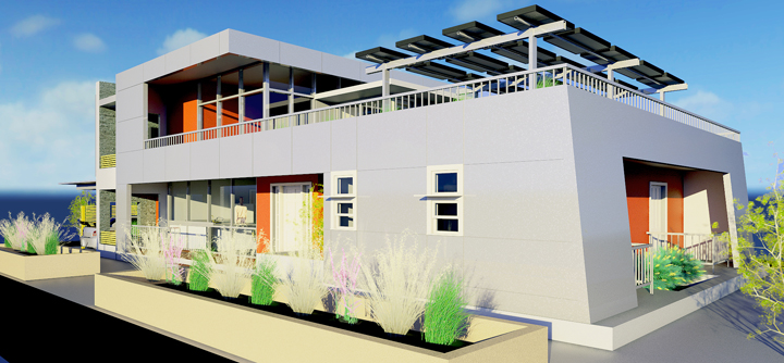 DMA Eco House