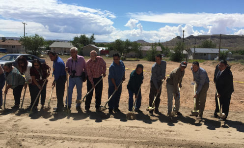Montezuma Creek Health Center Ground Breaking Ceremony