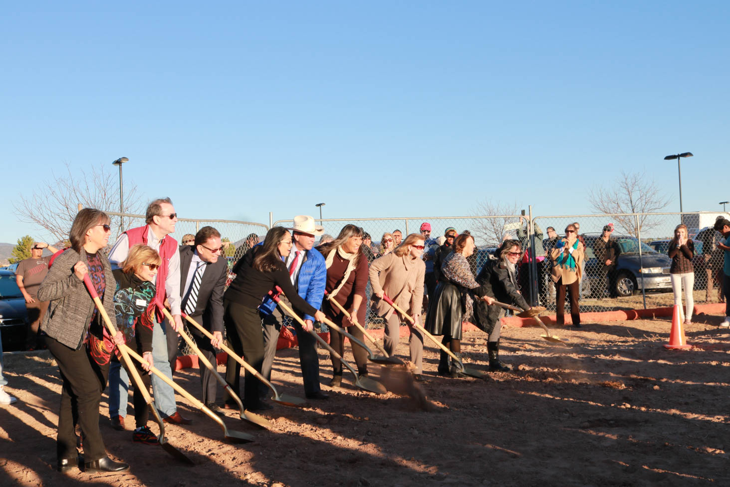 IAIA Multipurpose Performing Arts & Fitness Center Ground Breaking