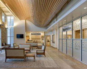 Montezuma Creek Health Center Lobby