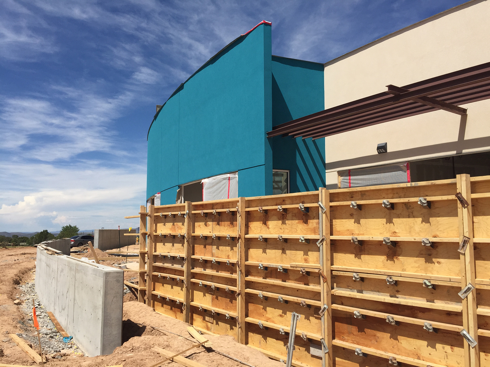IAIA Multipurpose Center Construction