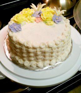 Cake Decorating 1