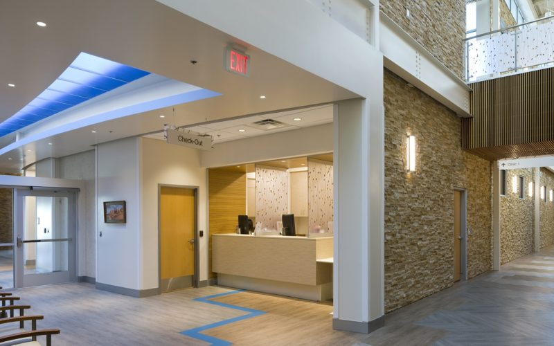 Montezuma Creek Health Center Check Out
