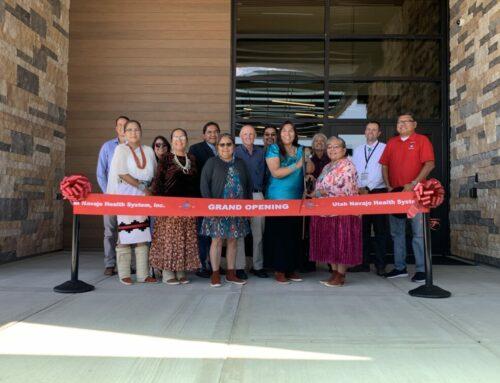 Blanding Health Center Grand Opening