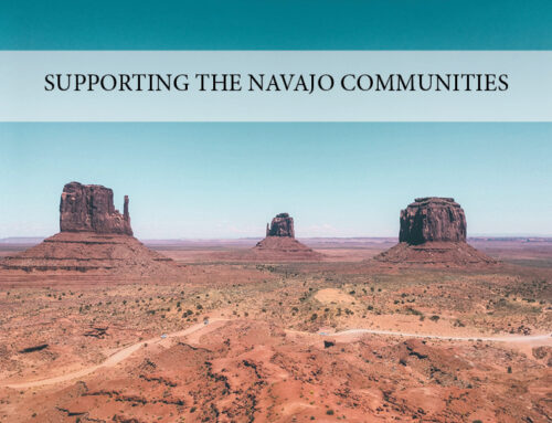 Supporting Navajo Communities During the Pandemic